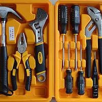 工欲善其事:deli 得力 3701 多功能组合工具套装 入手体验