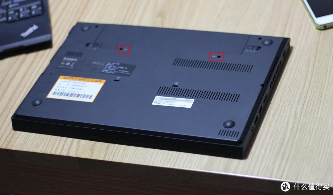 可能是最难拆的笔记本:lenovo 联想 昭阳K2450 升级固态硬盘的艰难历程