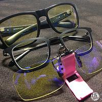 #原創新人#GUNNAR、Bertha 貝爾莎、HAN 漢代 防藍光眼鏡 評測報告