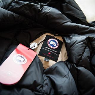 #原创新人#Canada Goose 加拿大鹅 Langford 长款羽绒大衣