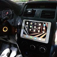 来吧,把iPad mini装进你的汽车中控!