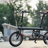 MI 小米 QiCYCLE 骑记 电助力折叠自行车 深度测评
