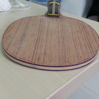 #原创新人# DIY乒乓球拍底板
