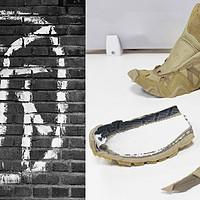 蒋校长评鞋 篇三:千元军靴就被这么拆了!为你揭晓山寨、正品军靴的内部构造