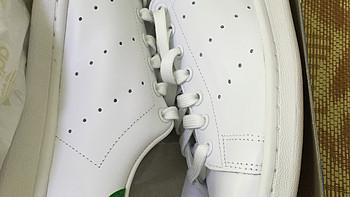 #原创新人# 潮鞋 —— Adidas 阿迪达斯 三叶草 Stan Smith 绿尾 男款休闲运动鞋 个人海淘 开箱晒单