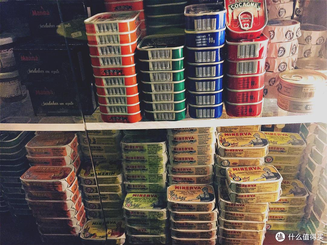 """▲ 里斯本颇受欢迎的罐头吧 """"Sol e Pesca""""(上图 © 吃很重要"""