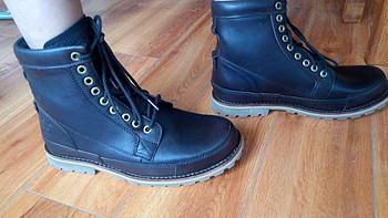 样子唬人的小贝类似款—— Timberland 添柏岚 男士 工装靴
