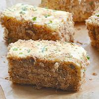 Freesiaa Made 篇五:超简单自制肉松面包
