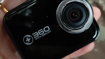 被碰瓷党逼后:360 行车记录仪 套装版 开箱