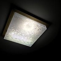 旧物改造——DIY吸顶灯罩