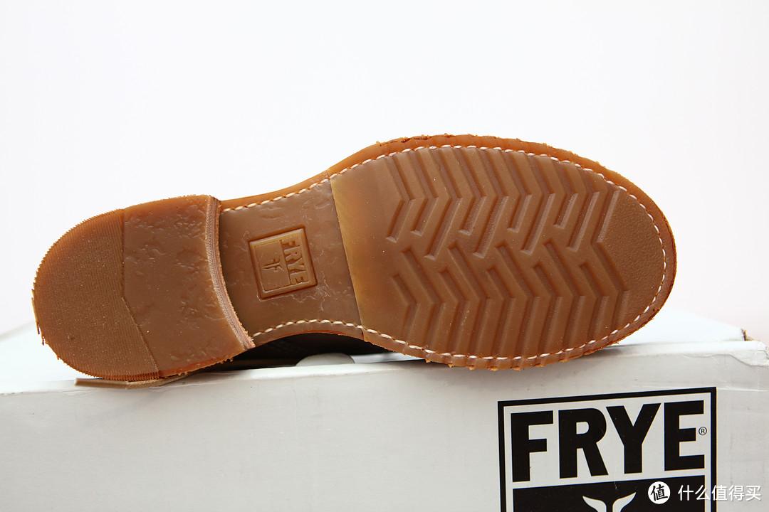 #原创新人# FRYE Veronica 女士战斗靴 穿着体会