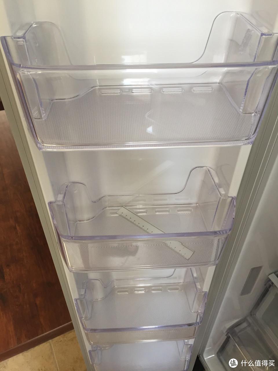 冷冻室门搁架