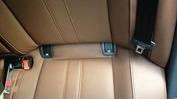 德国 RECARO 超级莫扎特 安全座椅使用总结(接口 安全带)