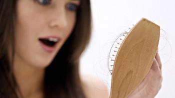 干卷易脱发质的护发日常