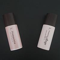 Sofina 苏菲娜 映美焕采滋润保湿妆前乳 台日两版之对比