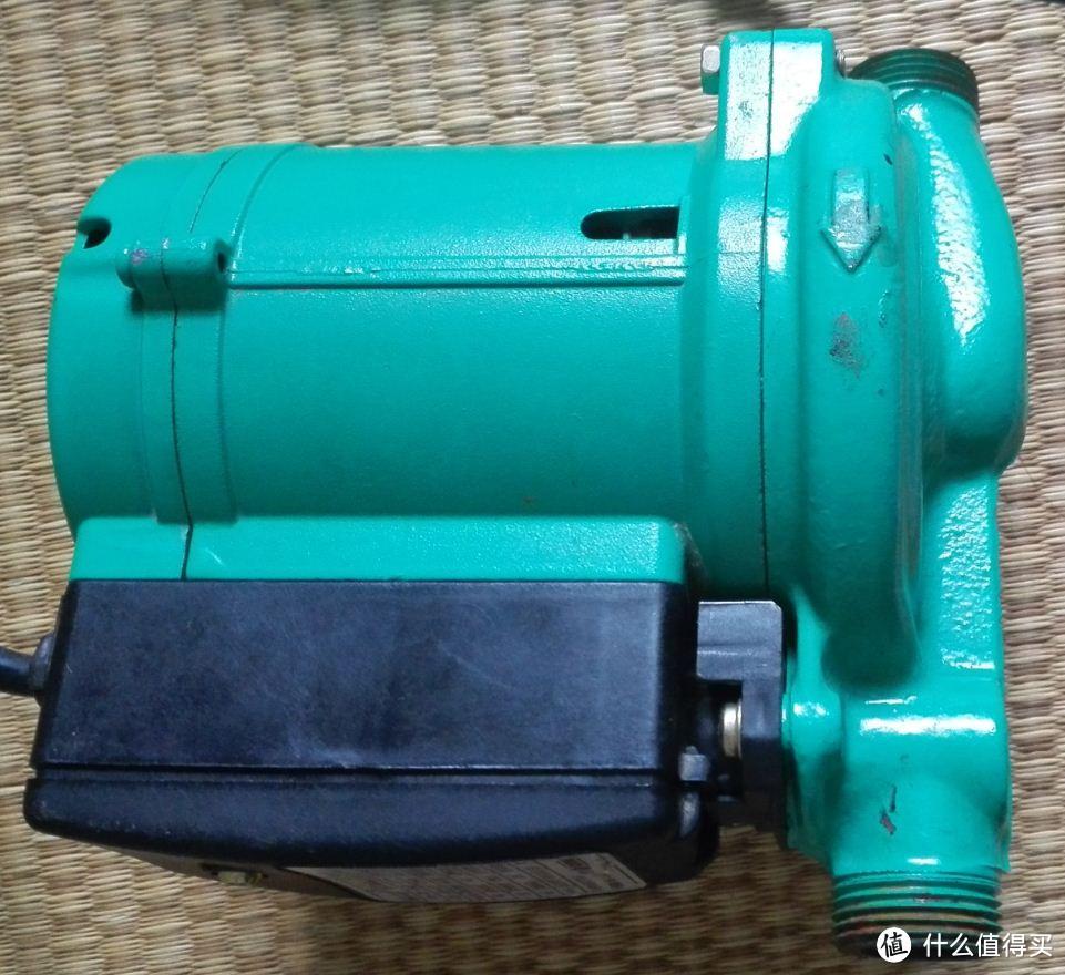 威乐增压泵维修:3块钱解决了大问题,增压泵日常使用注意事项