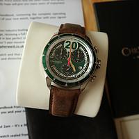 Christopher Ward 0760/1957 限量版男款石英计时 腕表