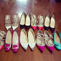 我心中的女生必备美鞋