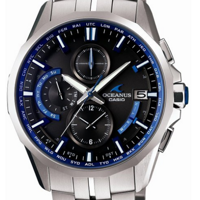 CASIO 卡西欧 Oceanus S3400 手表 开箱及维修记录