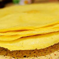 枫の私房 篇十六:简单又好吃的早餐——如何只用平底锅就能做出完美鸡蛋煎饼