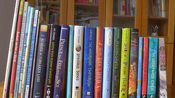 近年买的原版儿童英语书籍(5-15岁)