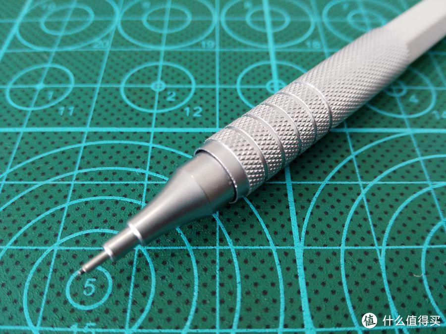 小物件随手测:M&G 晨光 AMP37201 金属自动铅笔