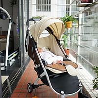 BabyRuler 轻便婴儿车/伞车 ST136 细节晒单