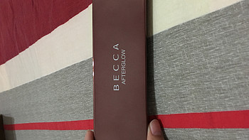 Beautylish  限量版Becca Afterglow高光腮红盘 购物开箱