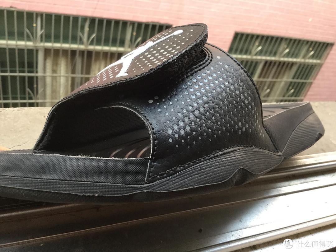 给脚掌不一样的舒适 : NIKE 耐克 Jordan Hydro 5   简评
