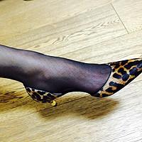 #本站首晒#第一次海淘之旅:6PM转运Sam Edelman Linda 女款中跟鞋