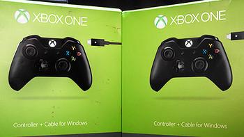 独乐乐不如众乐乐之一:Microsoft 微软 Xbox One 无线手柄