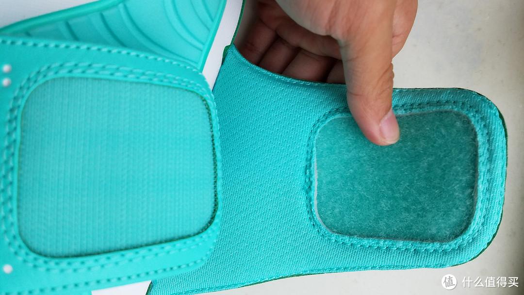 AIR JORDAN  Hydro 5 浅绿色 休闲运动拖鞋 晒单