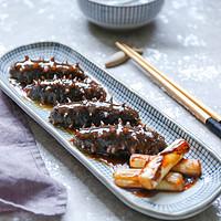 葱烧海参——学会这么做,在家给你爱的人做国宴