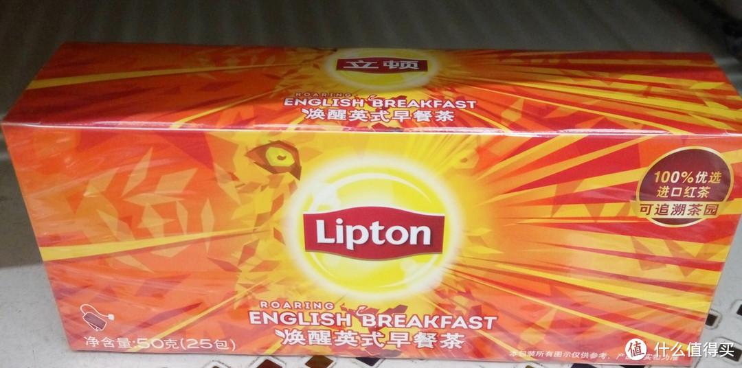 秋天来了,我尝了5款 Lipton 立顿 红茶