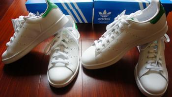 情侣鞋入手:adidas 阿迪达斯 Stan Smith 休闲运动鞋