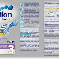 捷克版 Nutrilon 诺优能 ProFutura 白金版 婴儿奶粉 开箱