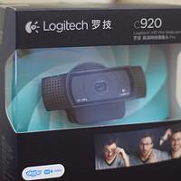 罗技 Pro C920 摄像头购买原因(直播|众筹)
