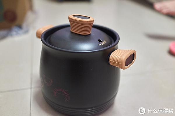 小熊分体式电炖锅简单开箱