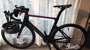 #本站首晒# 御风而行:入手SPEEDX 野兽骑行 LEOPARD 碳纤维智能公路自行车感受