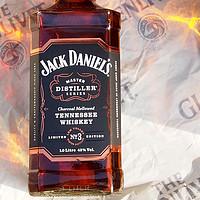 #本站首晒# 据说国内买不到的2款小众洋酒:Jack Daniels No.3 杰克丹尼3号 开箱记