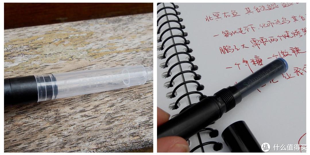 施耐德你是开关还是钢笔—Schneider 施耐德 BK402&406 钢笔对比