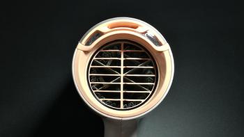 #本站首晒#PHILIPS 飞利浦 BHC202/05 智能风热电吹风机  开箱简晒