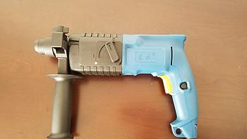 东成 FF02-20 两用电钻电锤 简单开箱