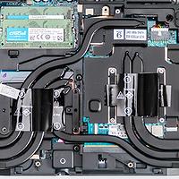 """最""""轻薄""""的桌面级游戏本—— Hasee 神舟 战神ZX8-SP7S1 晒单、拆解、更换Killer 1535无线网卡"""