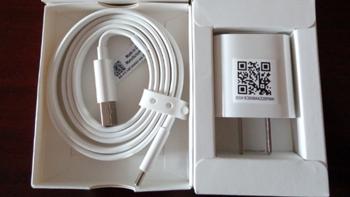 联想 ZUK 手机 快速充电器和USB 3.0 Type-C充电线体验