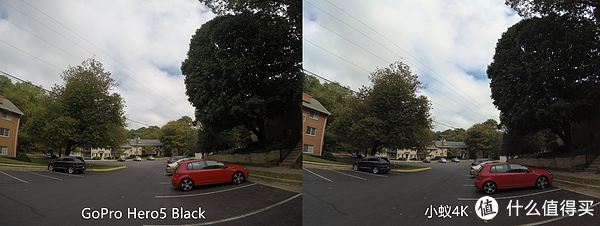 #首晒# 想说爱你不容易:GoPro Hero5 Black 评测,附与小蚁4K 运动相机横向对比