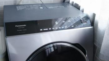 小众的中高端洗烘一体机:Panasonic 松下 XQG90-VD9059