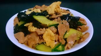 健康美味的快手家常菜 篇一:木须肉