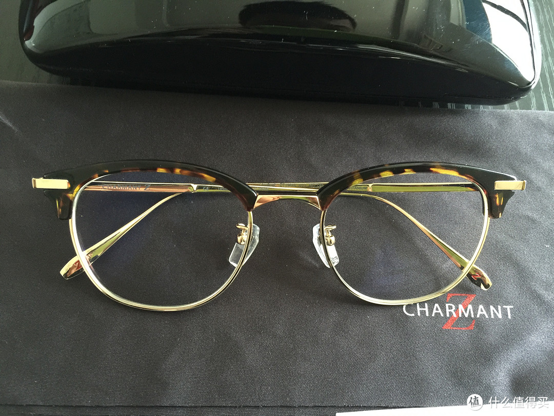 ZEISS 蔡司 新三维博锐单光近视眼镜片+夏蒙Z钛镜架 购买记录