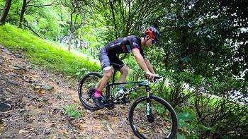 捷安特 XTC SLR4自行车使用体验(技术|设计|用料)